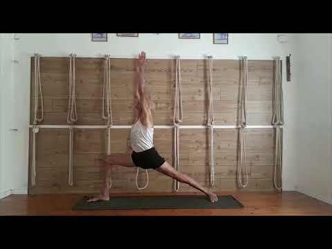 Eyal Shifroni talks about his path in yoga.